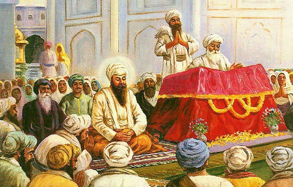 Shri Guru Granth Sahib Ji Hd Pics The Galleries Of Hd Wallpaper