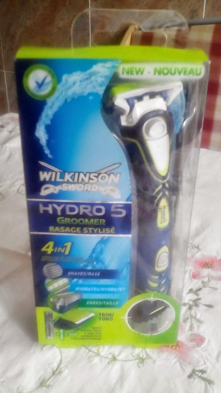 sorteo maquinilla Wilkinson hydro 5