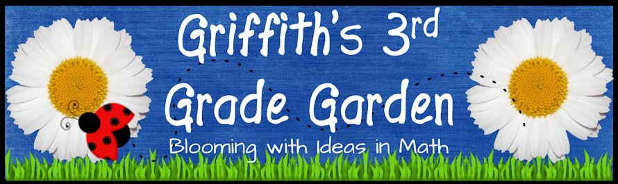 Griffith's 3rd Grade Garden