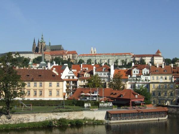 Wakacje w Pradze