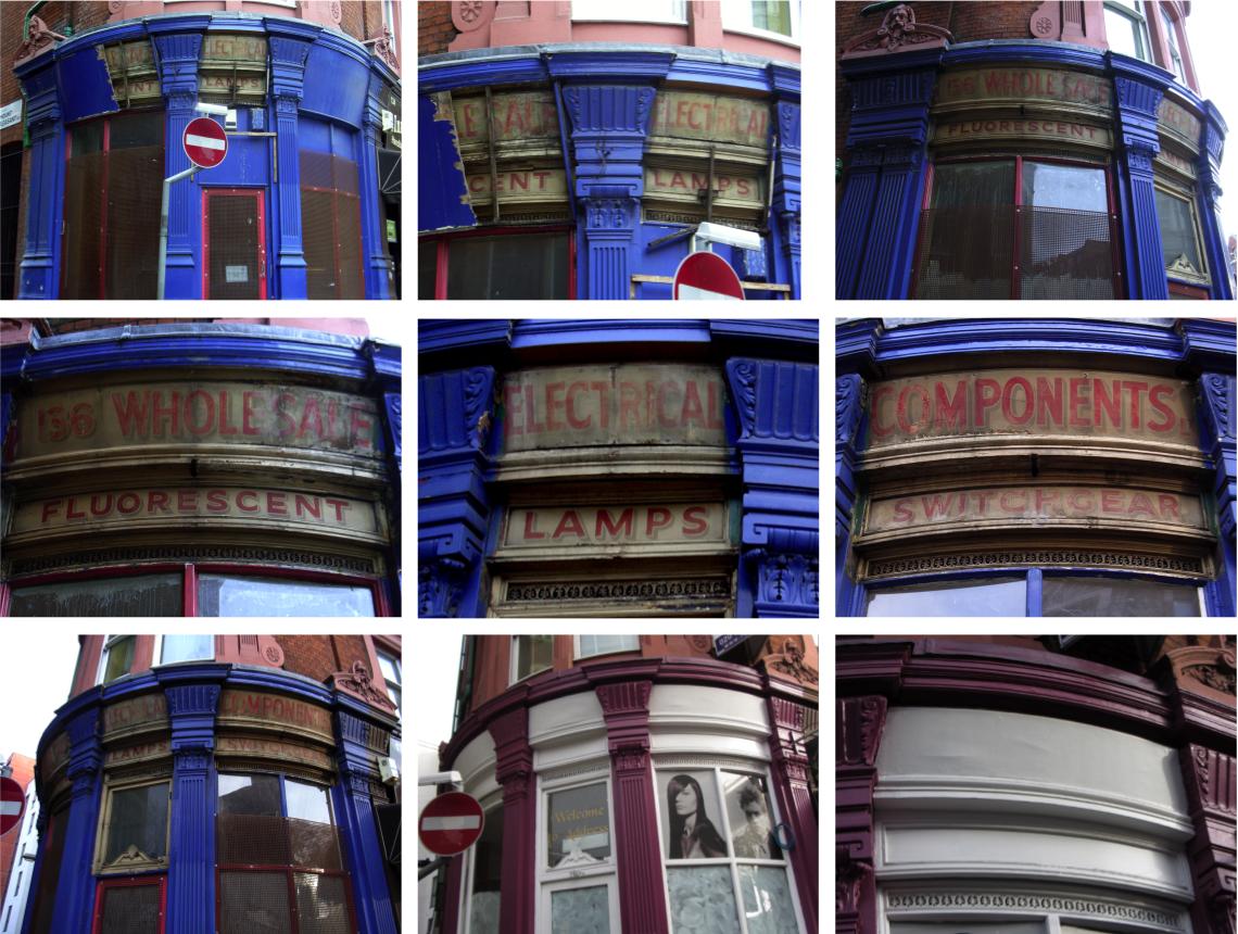 Jane\'s London: March 2013