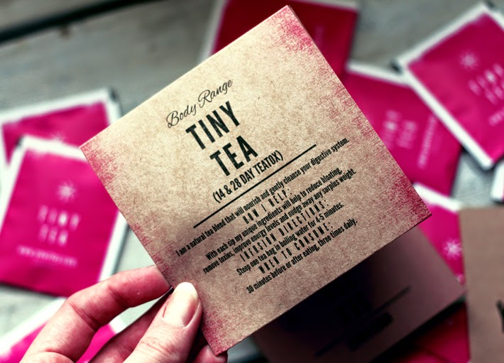 Tiny Tea Tox Your Tea 14 Day Tea Tox