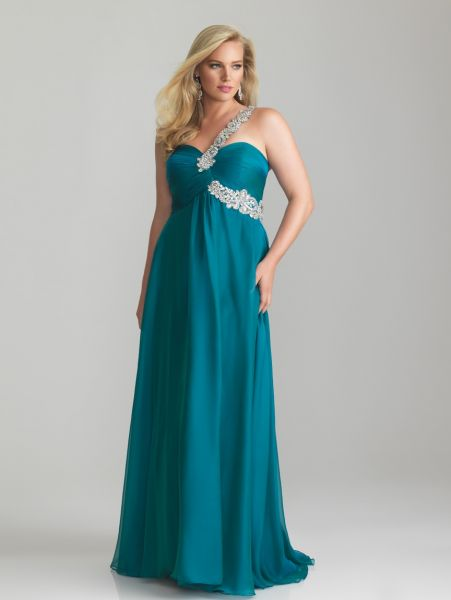plus size dresses teal