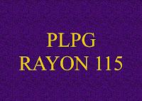 Jadwal dan Daftar Nama Peserta PLPG 2013 Rayon 115 UM Tahap 4