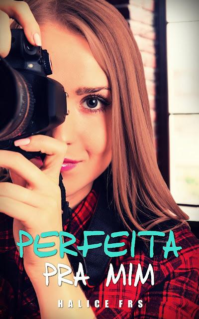[Capa] Perfeita Pra Mim | Halice FRS