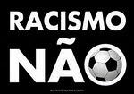 Somos todos iguais!Diga não ao racismo!