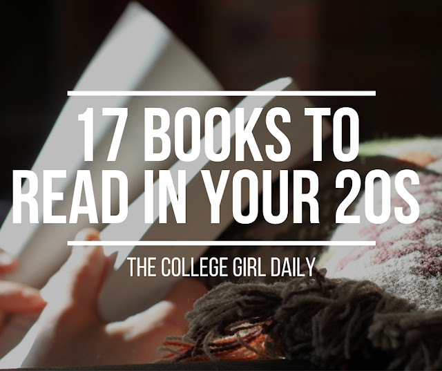 reading, books, books to read, reading list, 20s reading list, 20s, books to read in your 20s