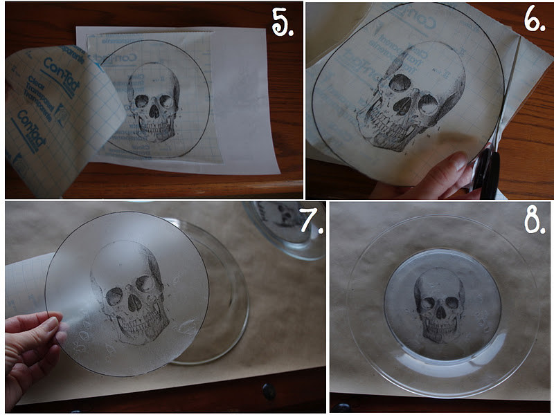 Creative Try Als Make Your Own Halloween Plates