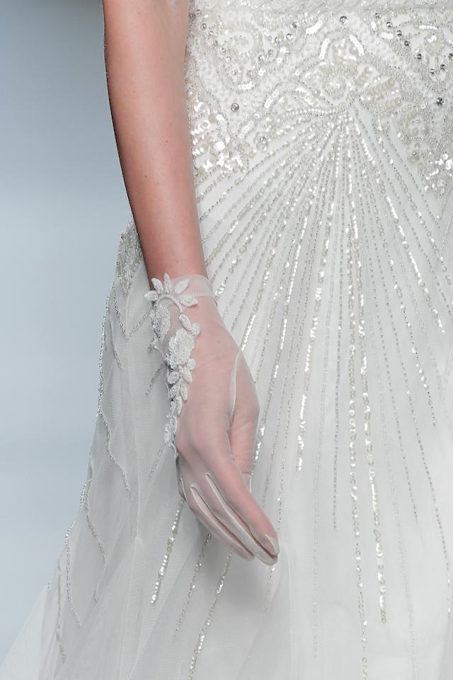 novia vestidos rosa clara wedding dress blog bodas novias invitadas atodoconfetti