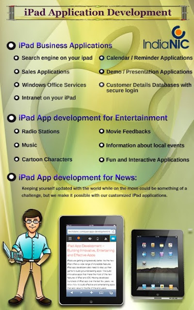 hire developers for app development for ipad