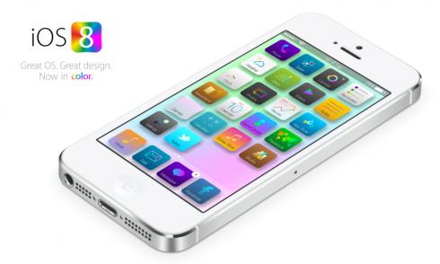 Fitur-Fitur Keren Dan Menakjubkan IOS 8