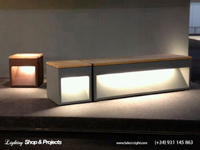 Lap Bench - David Abad - B.lux