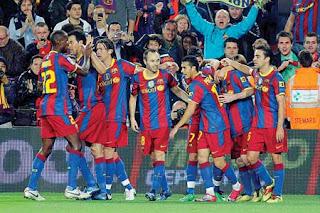 FC Barcelona Ac Milan 2013 Champions