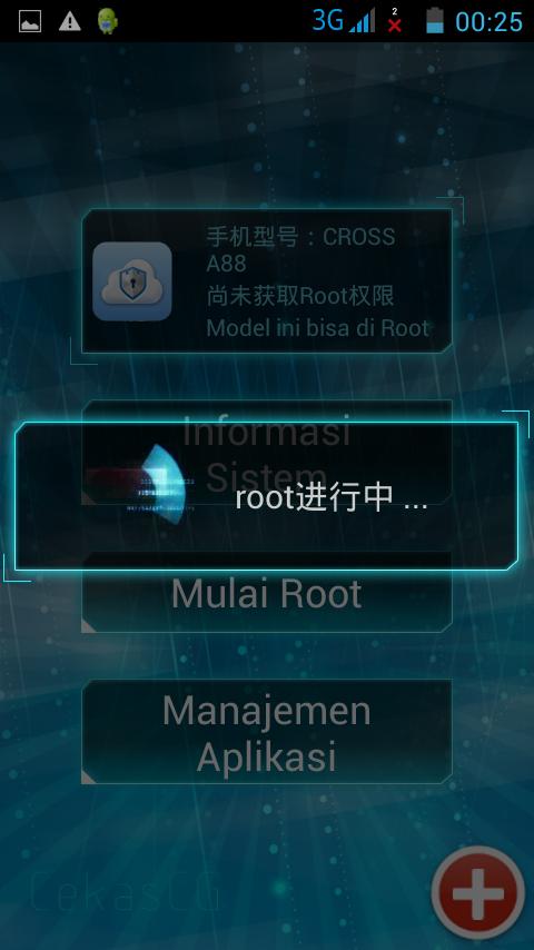 Tutorial Cara Mudah Root Android Tanpa Pc dengan Aplikasi ...
