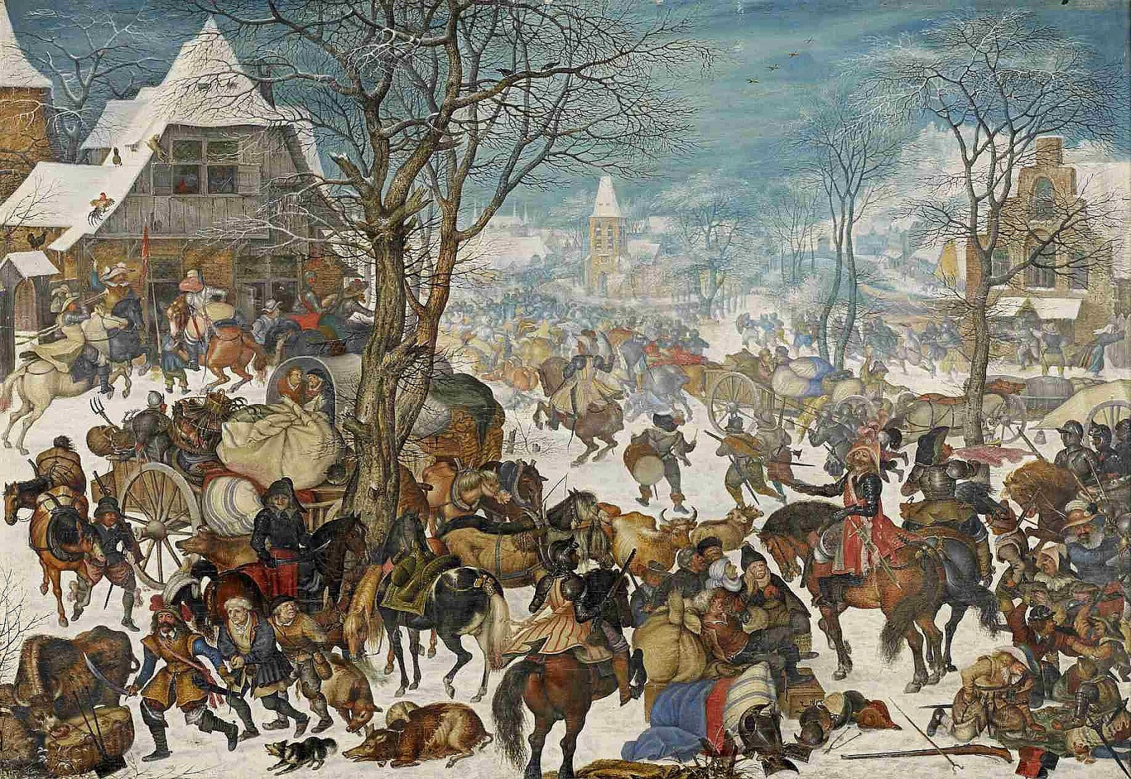 30 years war essay Bohemian rebellion and the thirty years war the thirty years war, unceasing from 1618 - 1648, stands as the longest war in modern day history and significantly altered western europe in religious, political and social ways.