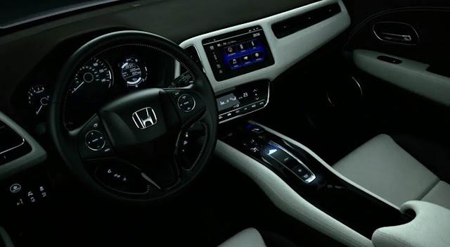 Honda Urban - interior