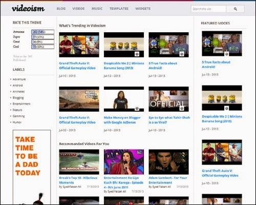 how to download video blogspot