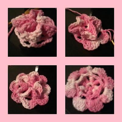 Aninha croche trico jogo de banheiro flor passo a passo for 10 roches terrace williamstown