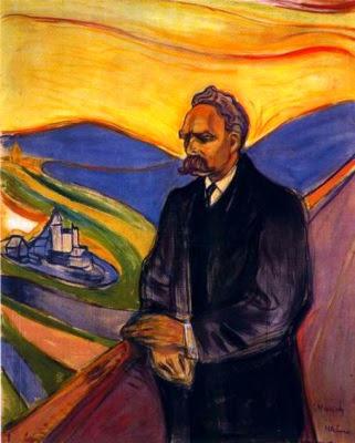 Retrat de Nietzsche (Edvard Munch)