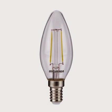 Arredo e design toledo filament di sylvania stesso - Le nuove lampadine ...