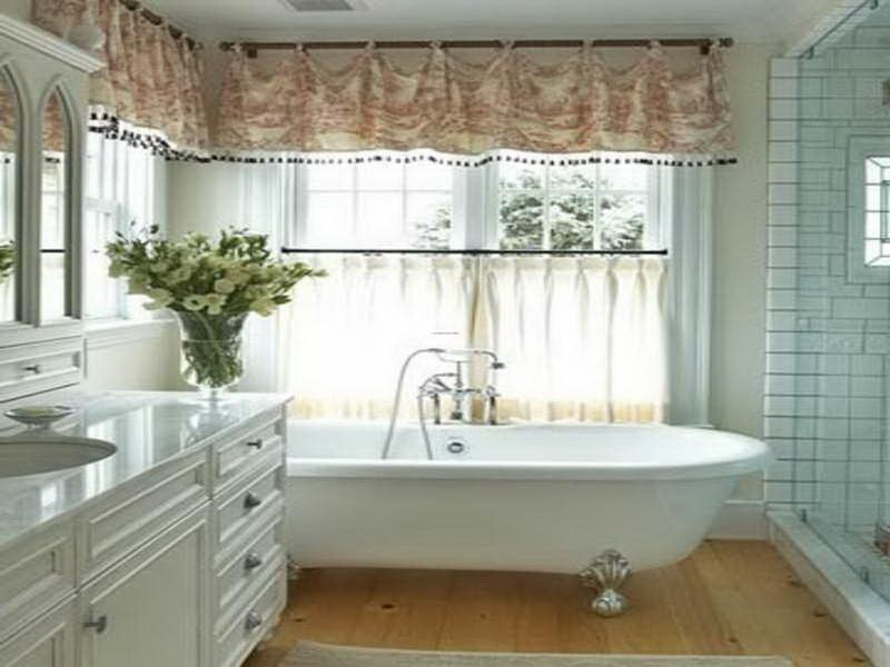 Adding Bathroom Window Curtains Into Your Bathroom Will Add More Privacy On  Your Bathroom. Window On Your Bathroom Might Be Useful If You Want To Let  ...