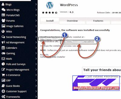 cara buat website baru