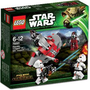 75000 Clone Troopers v...