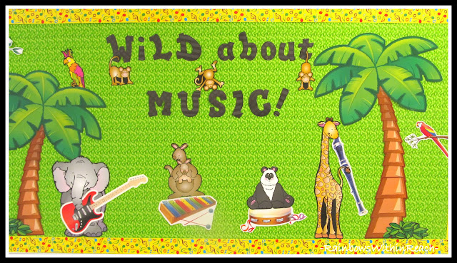 photo of: Music Bulletin Board via RainbowsWithinReach