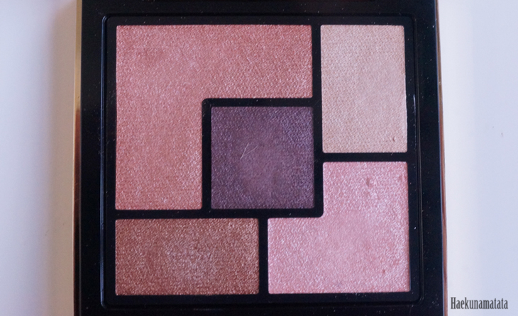 YSL Afrique #3 Couture Palette Swatch and Review3