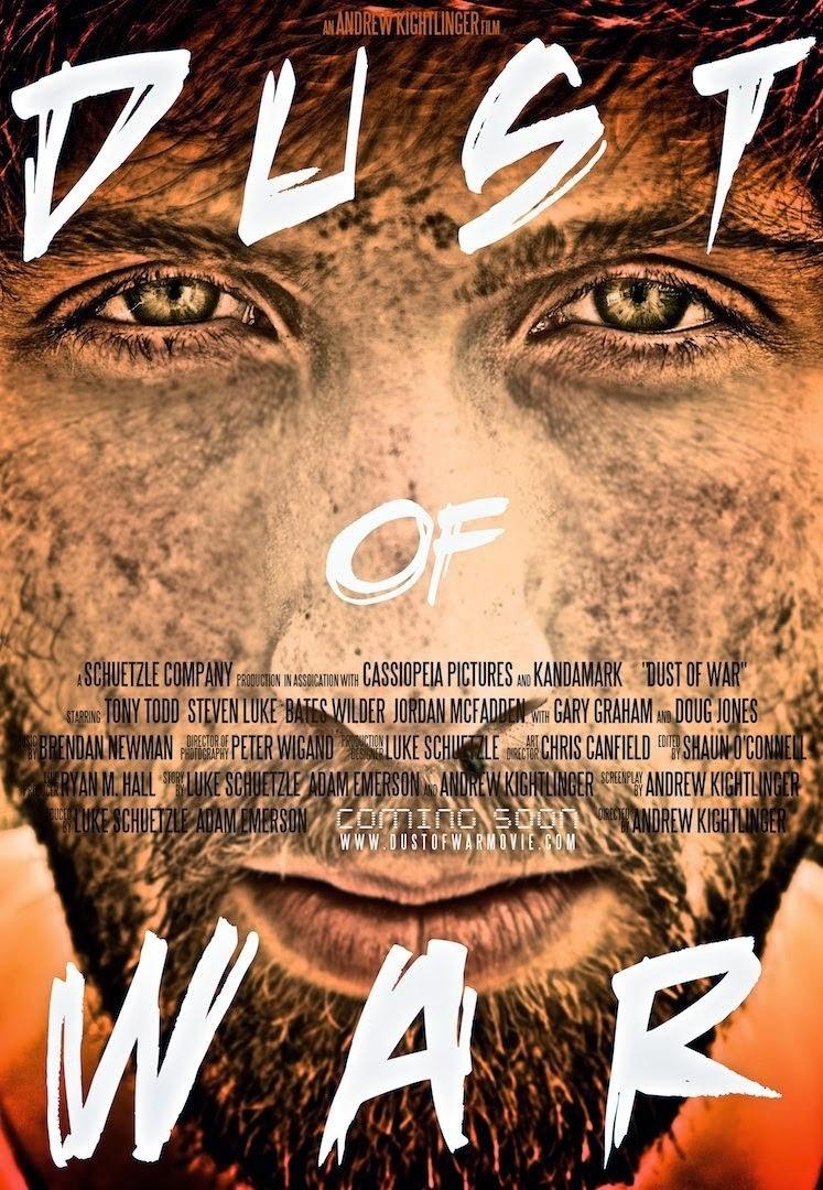 Poeira da Guerra – Dublado (2013)