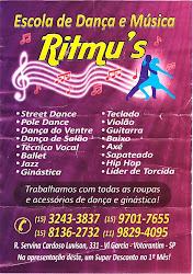 Escola de Dança e Musica Ritmu's