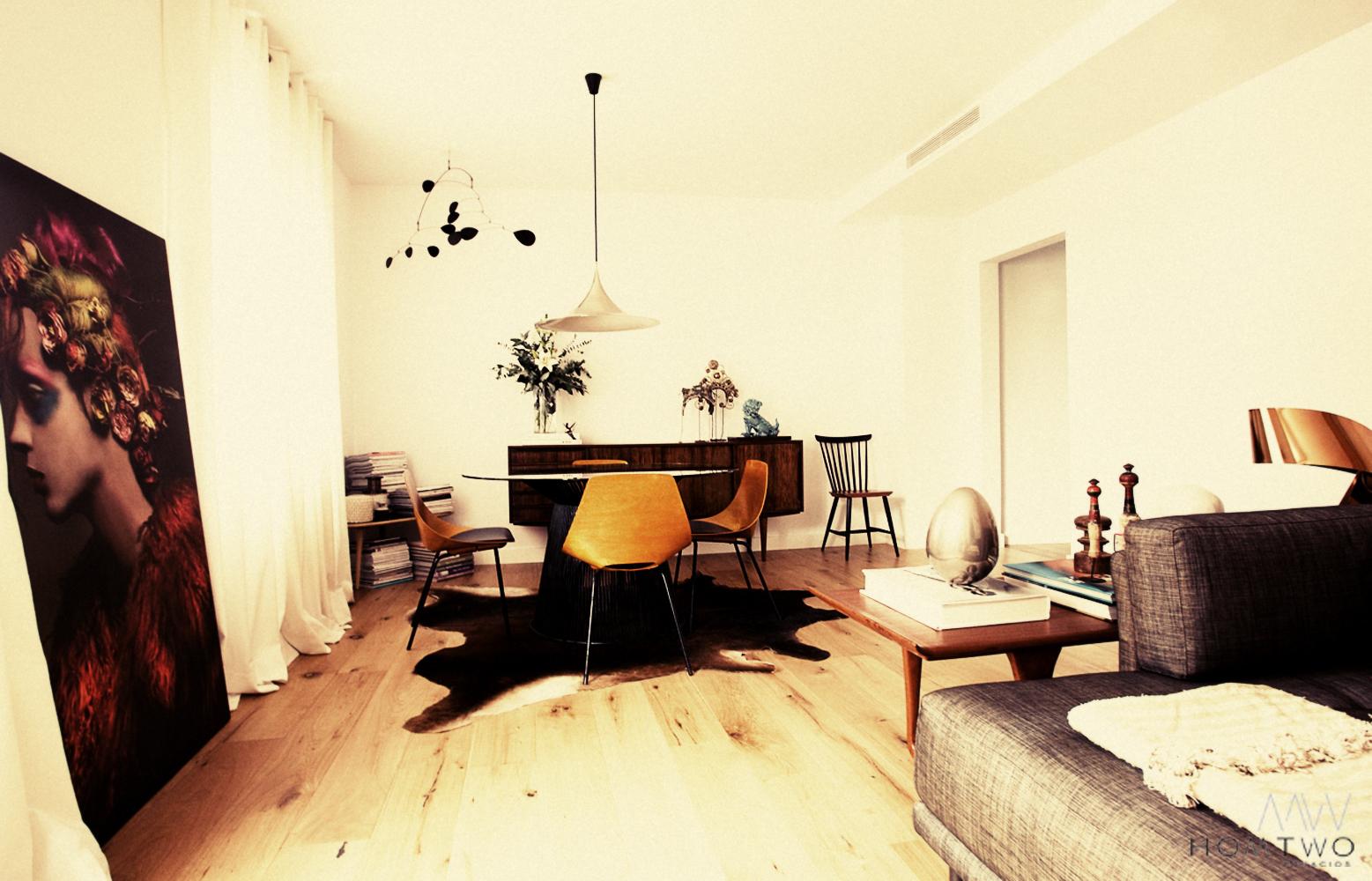 Homtwo espacios el piso de jos maria for Subastas pisos barcelona