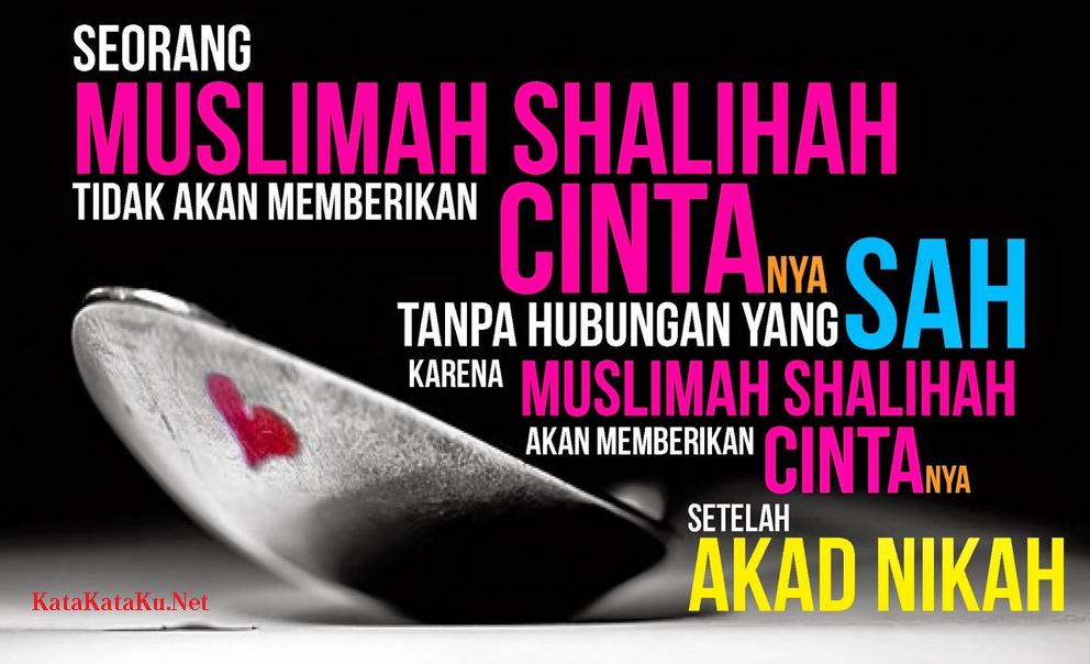 kata mutiara islami cinta