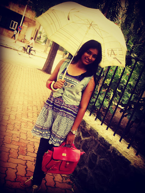 monsoon umbrella fashion