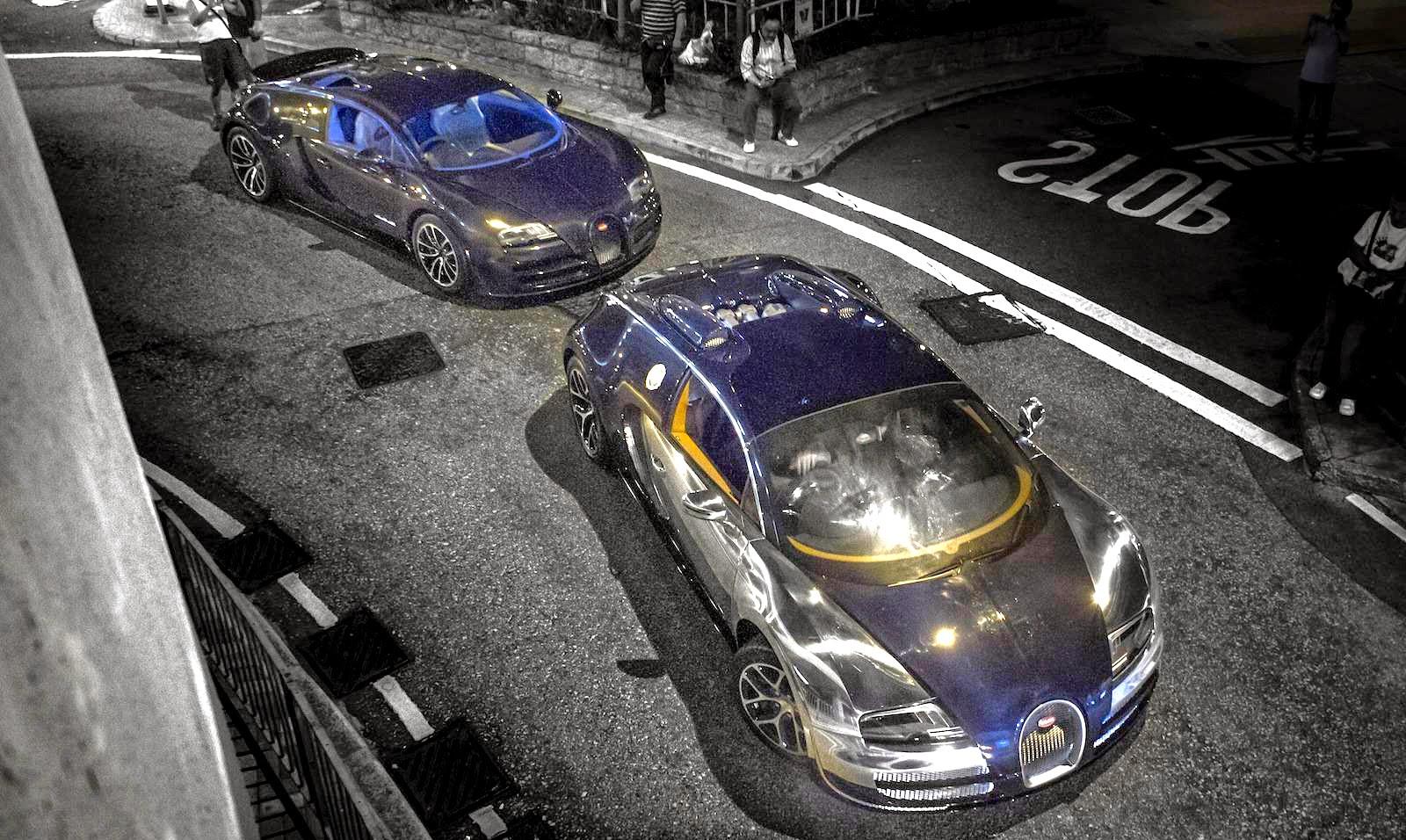 New Bugatti Veyron Super Sport Merveilleux Edition