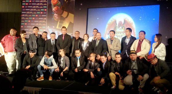 Senarai peserta Maharaja Lawak Mega 2014