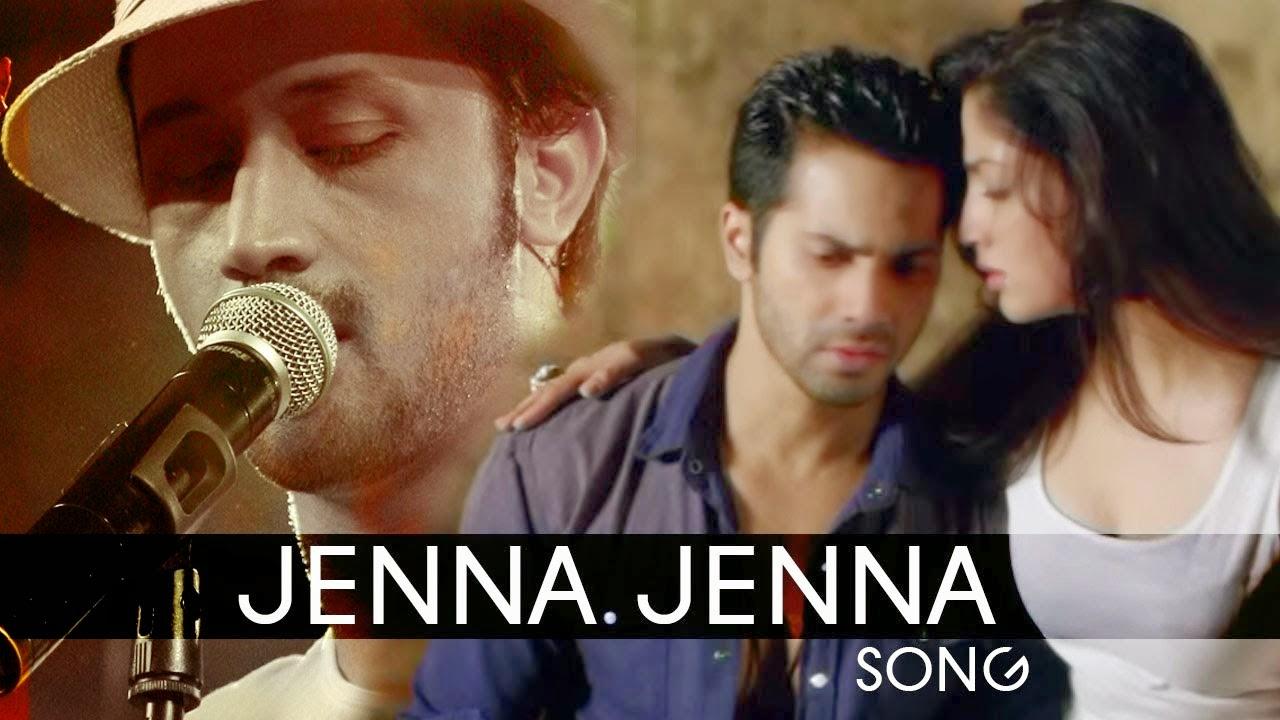 Jeena Jeena - Guitar Chords - Atif Aslam - Badlapur