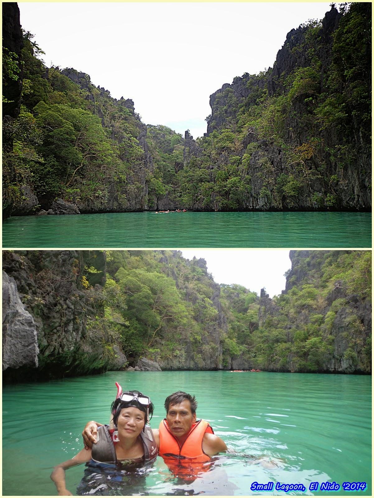 Small Lagoon, Tour A, El Nido, Palawan