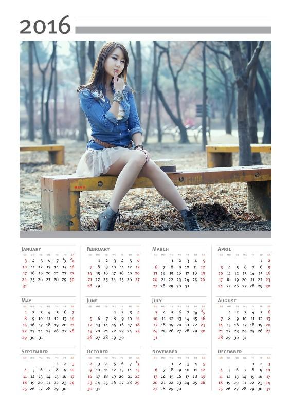 Tempat Membuat Kalender Online Dengan Foto Sendiri