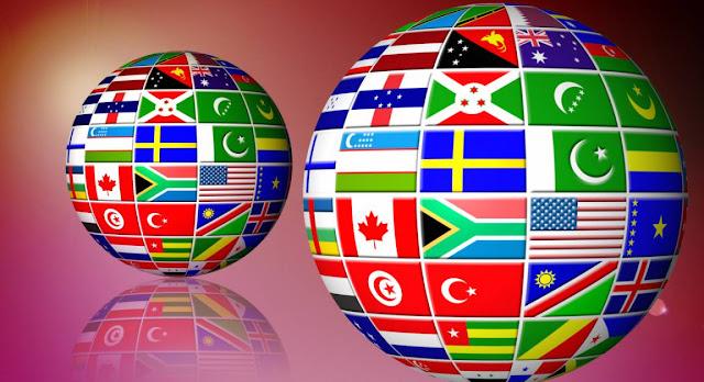 Paises y Derecho Internacional