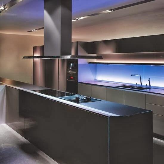Iluminaci n led en la cocina - Iluminacion en la cocina ...