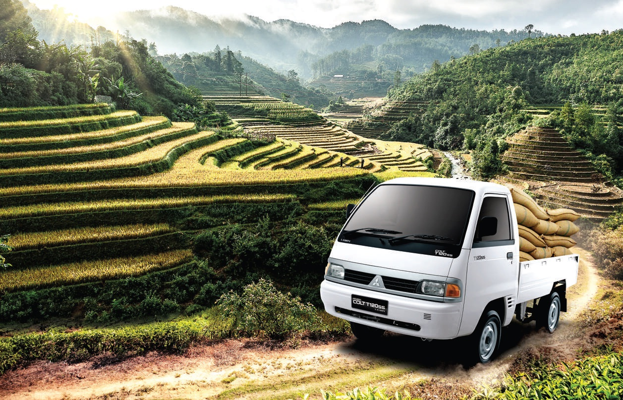 Harga Mitsubishi Colt T120SS Pick Up Medan