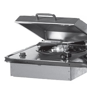 MHP Grill Side Burner