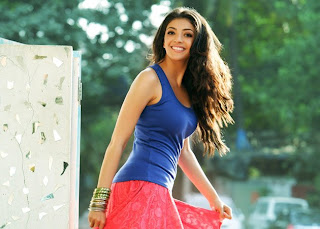 Singham Girl-Kajal Agarwal Wallpaper sINGHAM bEAUTY
