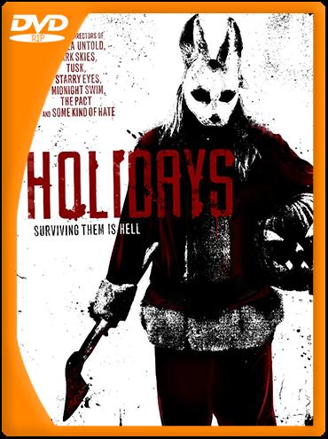 Holidays (2016) DVDRip Latino