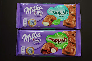 Schokolade; ChocSplash
