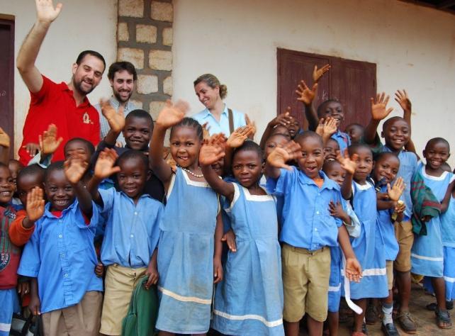 Escuela de Camerún