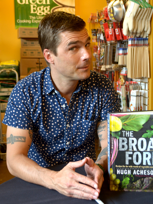 Chef Hugh Acheson, Book Signing Event | The Cook's Warehouse