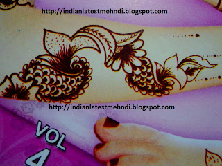 easy mehndi designs 2013 for easy people