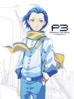 Persona 3 The Movie:  #3 Falling Down Sub Indo
